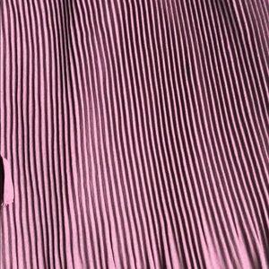 Abercrombie & Fitch Dresses - Dark Purple Midi Pleated Dress